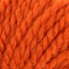 """Пряжа """"Северная"""" 30% ангора,30% п/тонкая шерсть,40% акрил объёмный 50м/50гр (602-Т.рыжик)"""