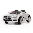 Электромобиль BARTY Mercedes-Benz SL63 AMG (Серый,Глянцевый)