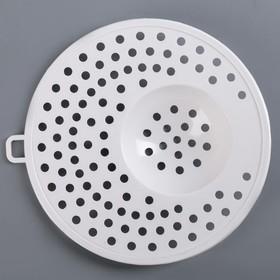 Фильтр для раковины Комфорт Плюс, d=11 см, цвет МИКС