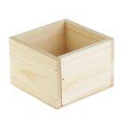 Ящик под 1/2 оазиса, 14 х 14 х 9 см