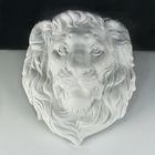 Гипсовая фигура Маска льва 38.5*32*11 см 90-951