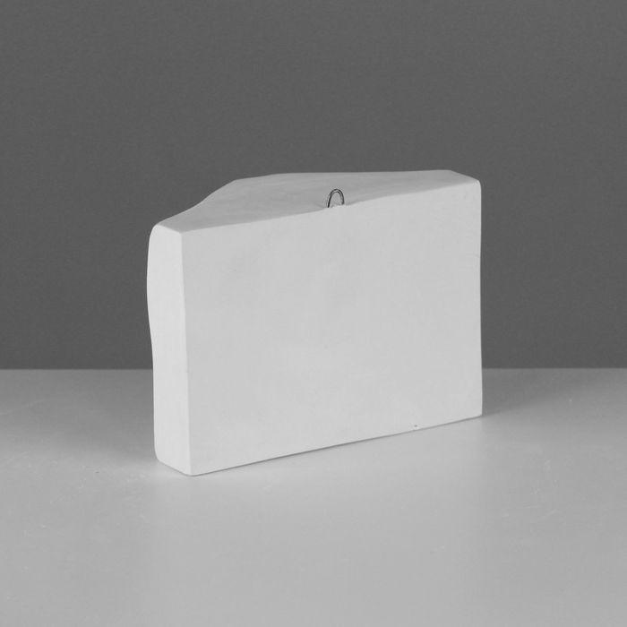 Гипсовая фигура, Губы Давида «Мастерская Экорше», 17х8х12 см