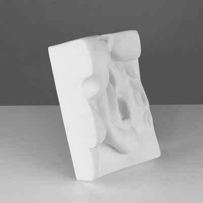 Гипсовая фигура, ухо Давида правое «Мастерская Экорше», 16 х 14,5 х 24,5 см