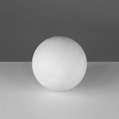 Гипсовая фигура Шар D16 16 см 30-310