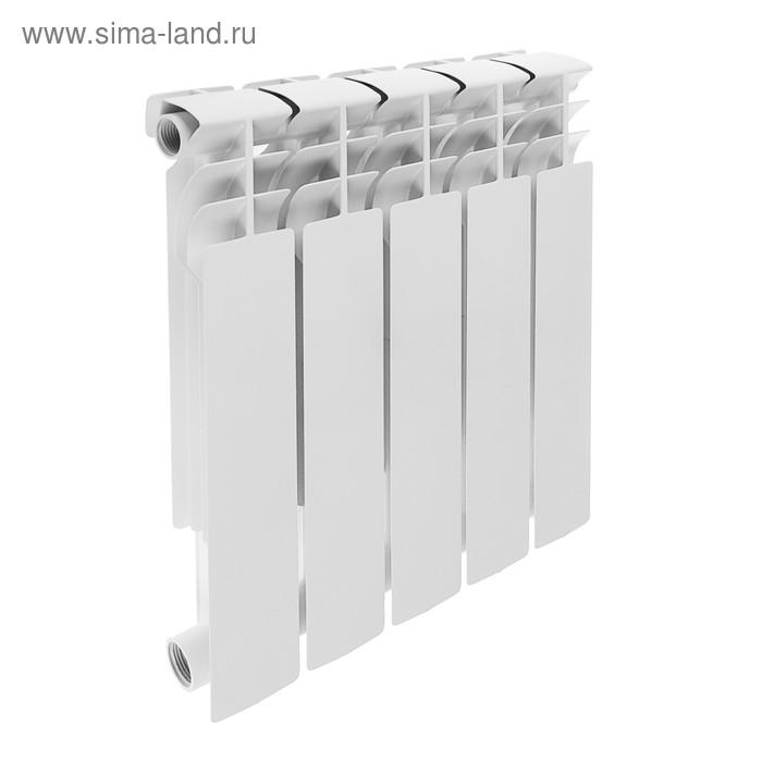 Радиатор биметаллический Ogint Ultra Plus, 500х80, 5 секций