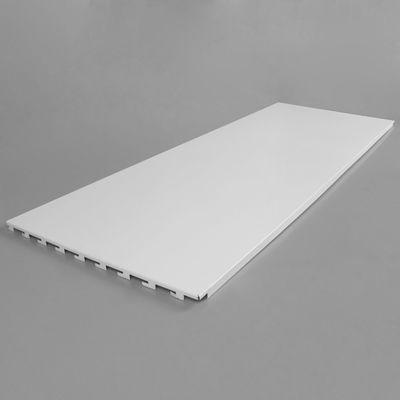 Панель для стеллажа, 45*120 см, цвет белый