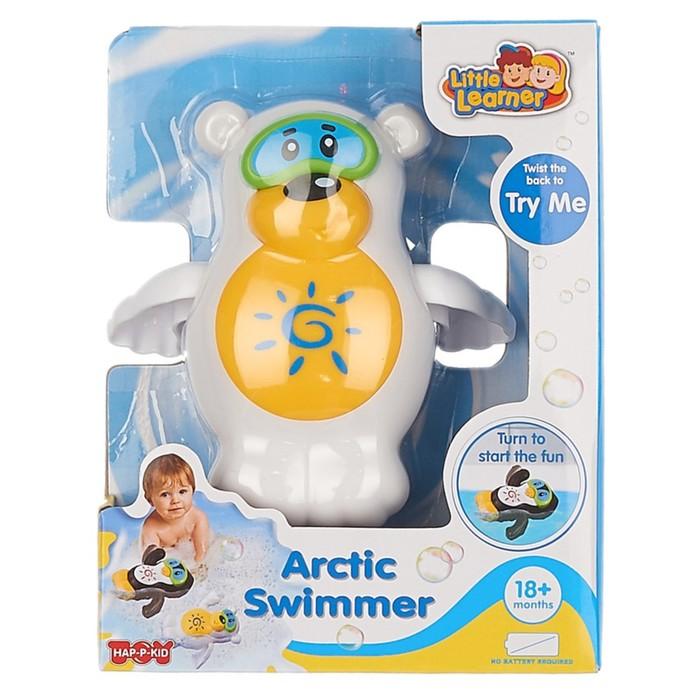Игрушка для купания Северный медведь