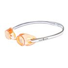 Очки для плавания стартовые Racer SW, цвет оранжевый