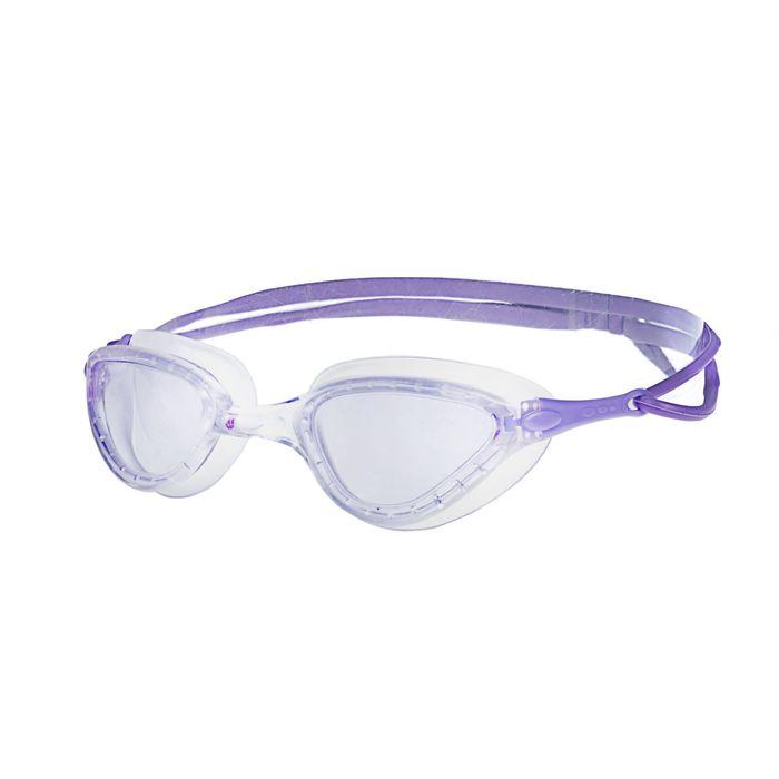 Очки для плавания FIT, цвет фиолетовый