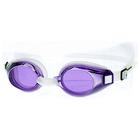 Очки для плавания Nova, цвет фиолетовый/белый