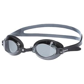 Очки для плавания юниорские Stalker, M0419 03 0 01W, цвет чёрный