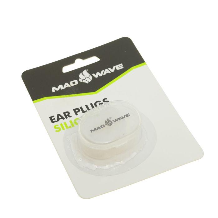 Беруши силиконовые Ear plugs silicone, цвет белый