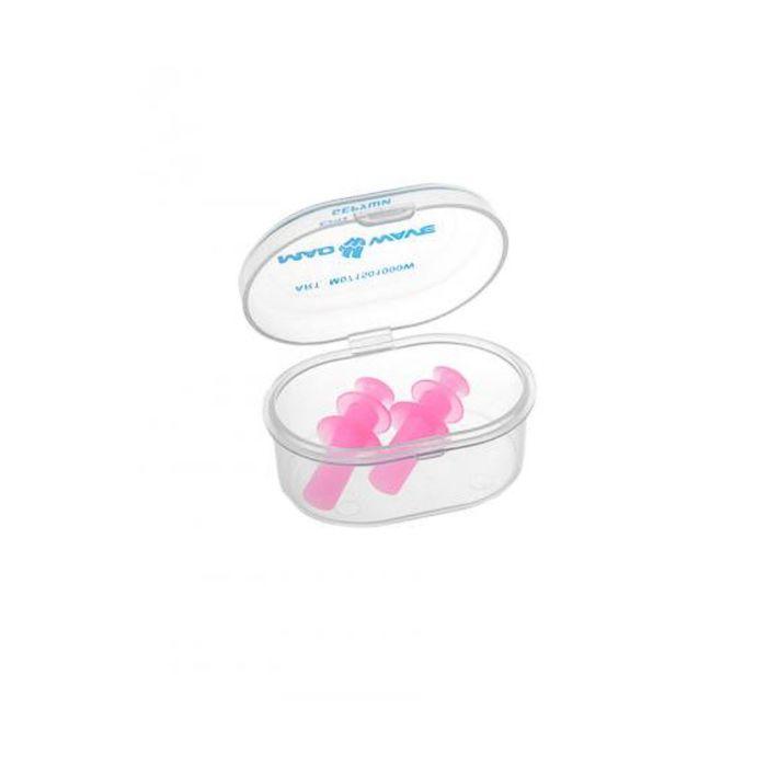 Беруши плунжерные Ear plugs, цвет розовый