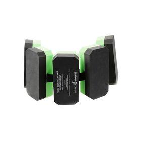 Пояс для обучения плаванию Belt For Training, M0825 55 0 00W, чёрный/зелёный