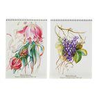 Альбом для зарисовок А4, 20 листов на гребне Sketchbook, блок акварельная бумага 200г/м2, жёсткая подложка