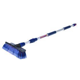 Щетка для мытья CA-606, телескопическая 105-170, 2-х секционная