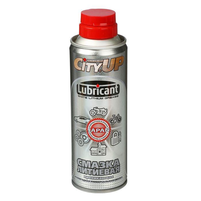 Проникающая смазка UP-50 литиевая, 230 мл