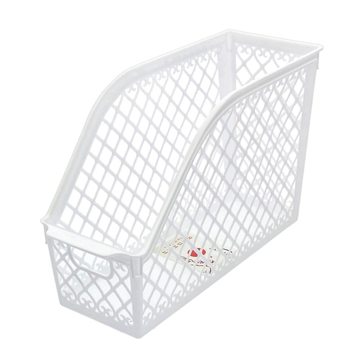 Органайзер кухонный 25х10,5х18 см, цвет белый