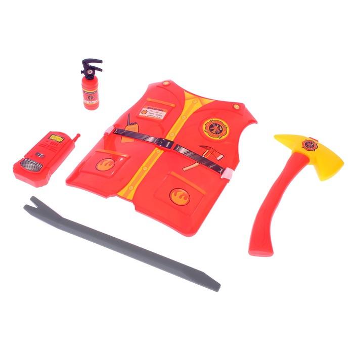 Набор пожарного «Борец с огнем», 5 элементов