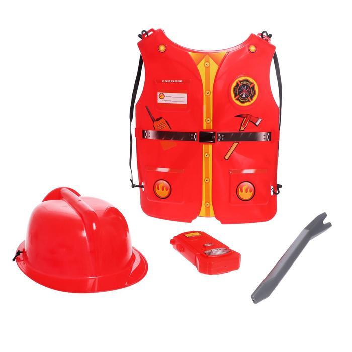 Набор пожарного «Бравый спасатель»