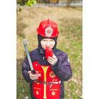 Набор пожарного «Бравый спасатель» - фото 995568