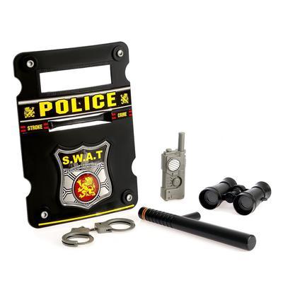 Набор полицейского «Спецназовец», 5 предметов