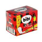 Прокладки ежедневные «BiBi» Body Shape, 20 шт/уп.