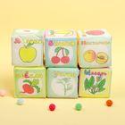 "Развивающий набор ""Кубики. Фруктовая Азбука "" new Д-374-16"