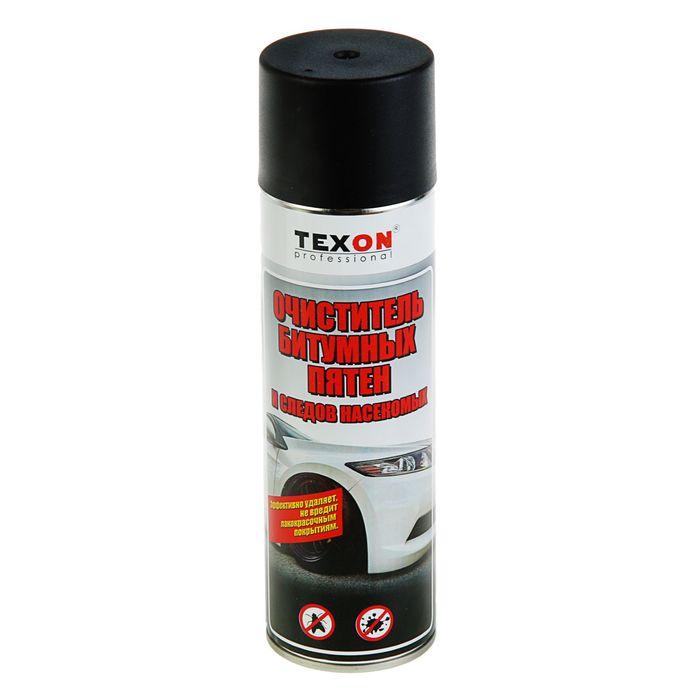 Очиститель битумных пятен Texon, 650 мл, аэрозоль