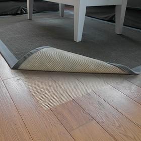 Подложка под ковёр противоскользящая 120×180 см, цвет МИКС - фото 4657580