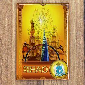 Магнит-оберег «ЯНАО» в Донецке