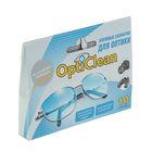 Салфетки влажные «OptiClean» для оптики, 10 шт