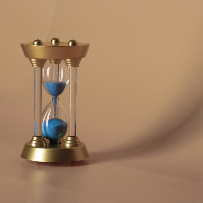 """Часы песочные """"Млава"""", 7х13 см, микс - фото 797828119"""