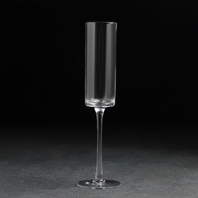 "A glass for champagne 180 ml ""Alchemy"""