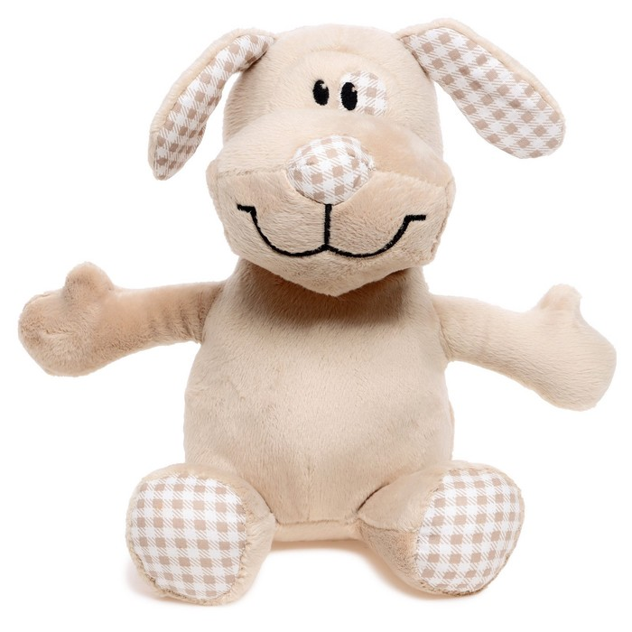 Мягкая игрушка «Пятнашка Собачка», 30 см - фото 4469200