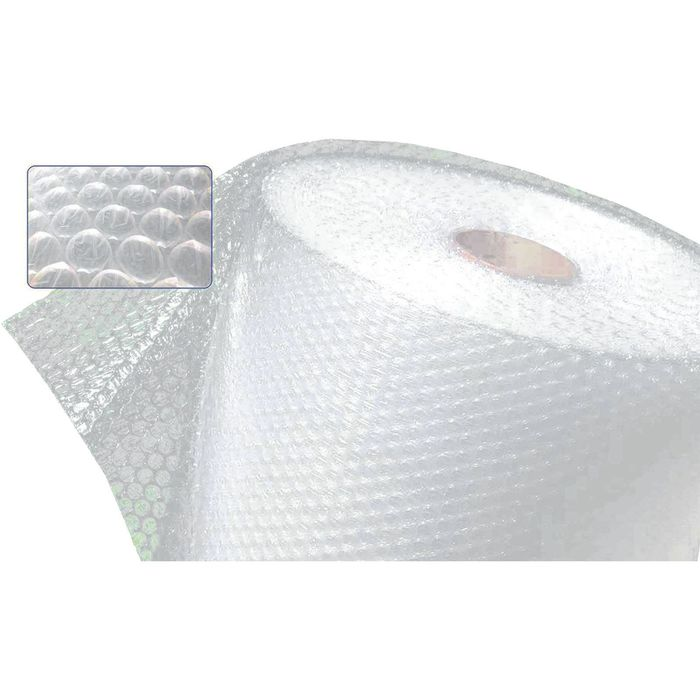Пленка воздушно-пузырьковая 0,3 х 10 м, 2-х слойная, рулон
