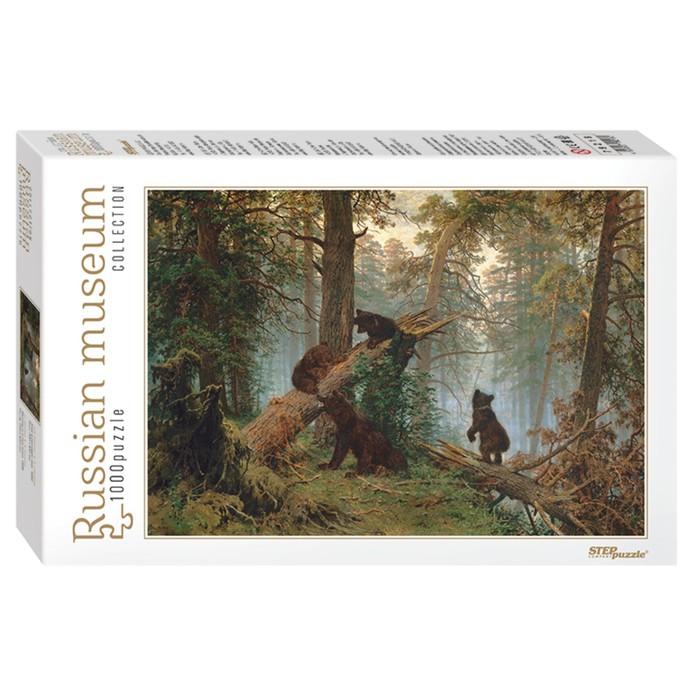 """Пазл """"Утро в сосновом лесу"""", 1000 элементов"""