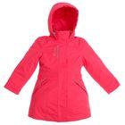 """Куртка для девочки """"Глория"""", рост 122 см, цвет малиновый"""