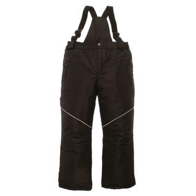Полукомбинезон для мальчика, рост 98 см, цвет чёрный 13-00-15