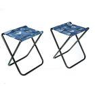 Набор стульев НПС, 34 x 30 x 37 см, джинс, 2 шт. в сумке