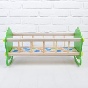Кровать - качалка 50 см, МИКС