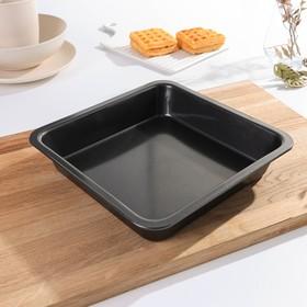 "Baking ""Jacqueline. Square"", non-stick coating"