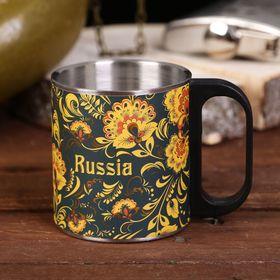 """Кружка """"Россия"""", 200 мл - фото 1940704"""