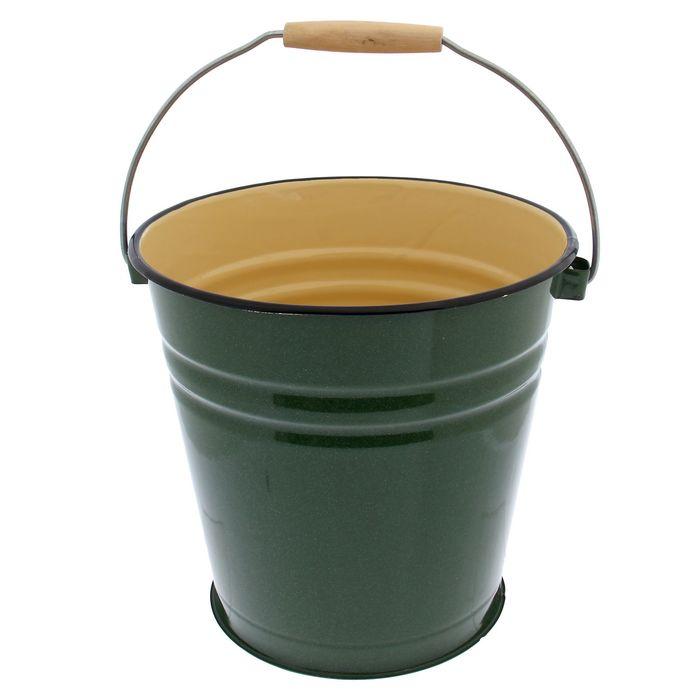 Ведро «Зелёный рябчик», 12 л