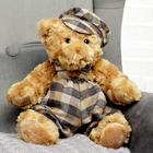 """Мягкая игрушка """"Медведь-купец Афанасий"""", 30 см"""