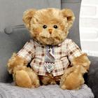 """Мягкая игрушка """"Медведь любимый учитель"""" 30см"""