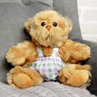 """Мягкая игрушка """"Медвежонок Годовасик"""" 15 см"""