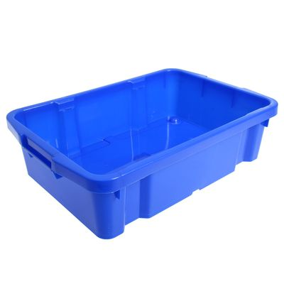 Ящик 30 л для хранения штабелируемый