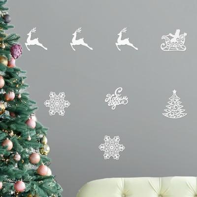 Набор для оформления Нового года «Рождественский»