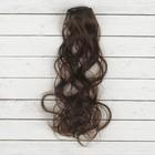 """Волосы - тресс для кукол """"Кудри"""" длина волос 40 см, ширина 50 см, №4"""